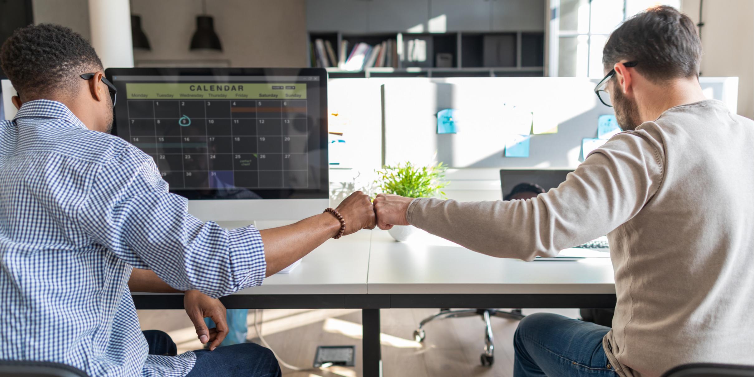 Elevate Employee Engagement— Engagement Elevator Earned Trust