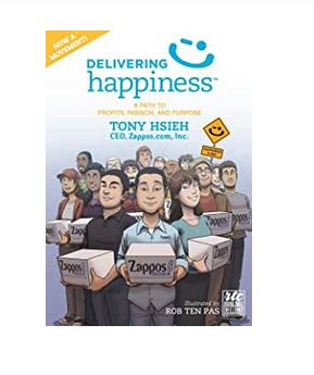 deliver happiness