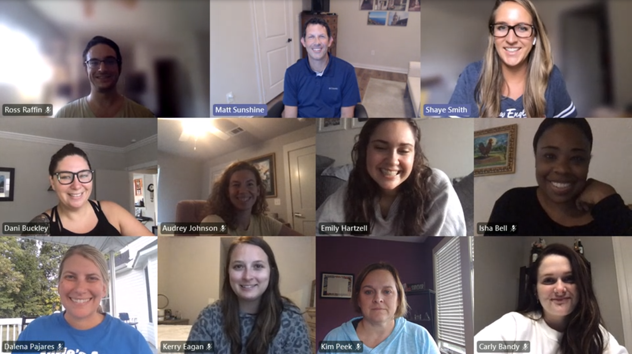 LeadG2 team inbound 2020 - day 2