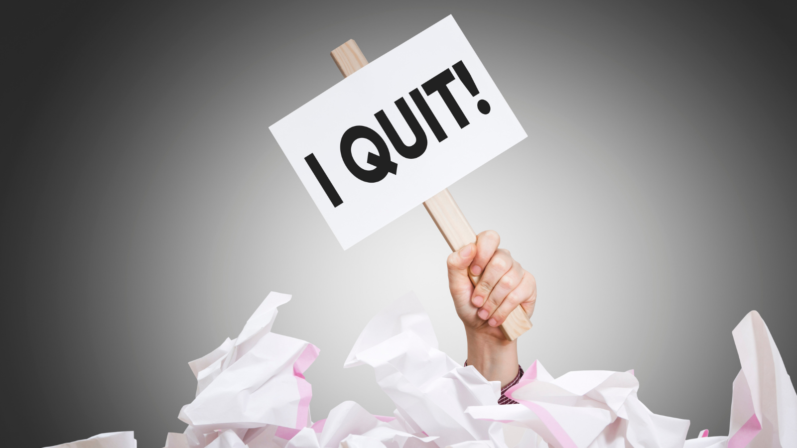 The Great Resignation: 40% of U.S. Employees Voluntarily Leave Their Jobs